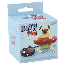Buy Paladone Bath Pug Plug Online at johnlewis.com