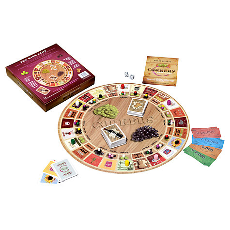 Buy Corkers The Wine Game Online at johnlewis.com