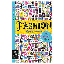 Buy Art Cards Fashion Sticker Book Online at johnlewis.com