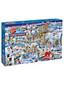 Gibsons I Love Christmas Jigsaw Puzzle, 1000 Pieces