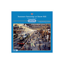 Buy Gibson & Son Summer Saturday At Snowhill 1000 Piece Jigsaw Puzzle Online at johnlewis.com