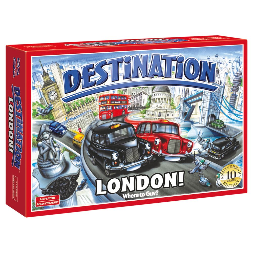 Destination Destinaton London