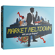 Buy Clarendon Games Market Meltdown Online at johnlewis.com
