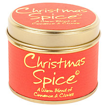 Buy Lily-Flame Mini Candle, Christmas Spice Online at johnlewis.com