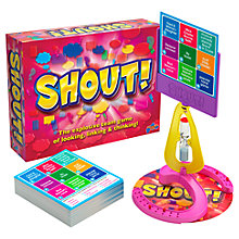 Buy Drumond Park Shout! Board Game Online at johnlewis.com