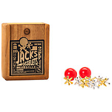 Buy Jacks in a Wooden Box Online at johnlewis.com