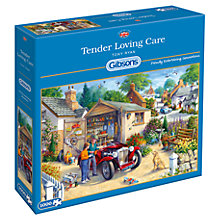 Buy Gibsons Tender Loving Care 1000 Piece Jigsaw Puzzle Online at johnlewis.com