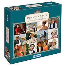 Buy Gibsons Downton Abbey 2014 1000 Piece Jigsaw Puzzle Online at johnlewis.com