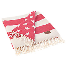 Buy Lexington Icons Flag Throw Online at johnlewis.com