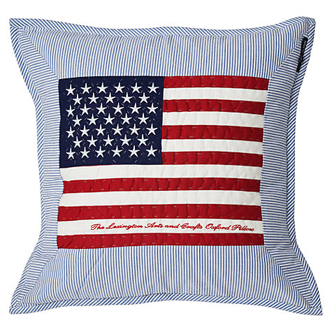 Buy Lexington Icons Arts & Crafts Cushion Online at johnlewis.com