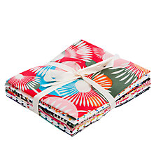 Buy John Lewis Dandelions And Spots Fat Quarters, Pack of 6 Online at johnlewis.com