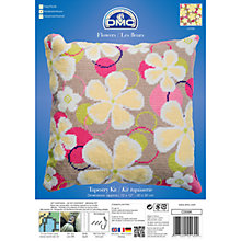 Buy DMC Flowers Tapestry Kit Online at johnlewis.com