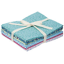 Buy John Lewis Pastel Patchwork Fat Quarters, Pack of 6 Online at johnlewis.com