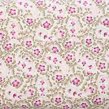 Buy John Lewis Vintage Floral Mini Bolt Fabric Online at johnlewis.com
