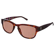Buy Polo Ralph Lauren 0PH4086 Square Sunglasses Online at johnlewis.com