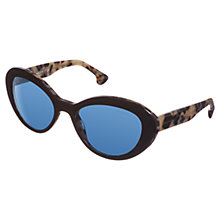 Buy Prada PR15QS Cat's Eye Sunglasses Online at johnlewis.com