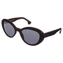 Buy Prada PR 15QS Cat Eye Sunglasses Online at johnlewis.com