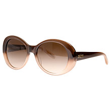 Buy Ralph 0RA5153 Oval Sunglasses Online at johnlewis.com