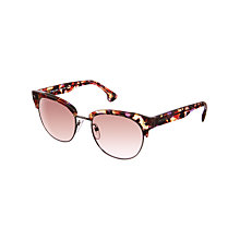 Buy Prada PR08QS Portrait Sunglasses Online at johnlewis.com