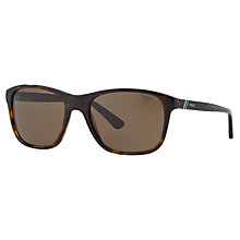 Buy Polo Ralph Lauren 0PH4085 Square Sunglasses Online at johnlewis.com