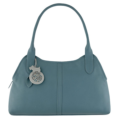 Buy Radley Fulham Large Leather Tote Bag Online at johnlewis.com
