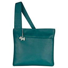 Buy Radley Pocket Large Leather Across Body Bag Online at johnlewis.com