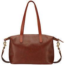 Buy Mimi Berry Juno Leather Shoulder Bag Online at johnlewis.com