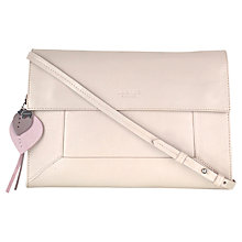 Buy Radley Border Large Leather Clutch Bag Online at johnlewis.com