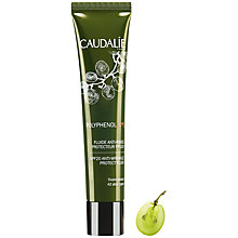 Buy Caudalie Polyphenol SPF20 Anti-Wrinkle Protect Fluid, 40ml Online at johnlewis.com
