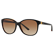 Buy Ralph Lauren 0RL8116 Cat's Eye Sunglasses Online at johnlewis.com