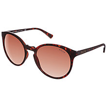 Buy Ralph RA5162  Sunglasses, Tortoise Online at johnlewis.com