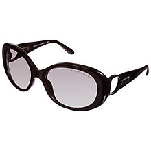 Buy Ralph Lauren 0RL8118Q Oval Sunglasses Online at johnlewis.com