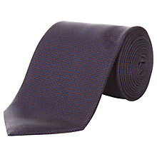 Buy Aquascutum Silk Diamond Print Tie Online at johnlewis.com
