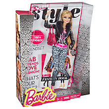 Buy Barbie Style Doll, Assorted Online at johnlewis.com