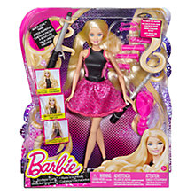 Buy Barbie Endless Curls Hair Design Doll Online at johnlewis.com