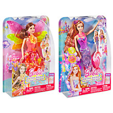 Buy Barbie and The Secret Door Character Doll, Assorted Online at johnlewis.com