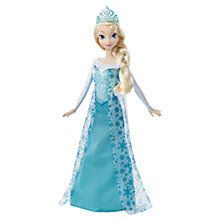 Buy Disney Frozen Elsa Doll Online at johnlewis.com