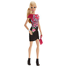 Buy Barbie Style Fashionistas Doll, Assorted Online at johnlewis.com