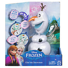 Buy Disney Frozen Olaf the Snowman Online at johnlewis.com