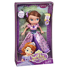 Buy Disney Princess Sofia The First Figure Online at johnlewis.com