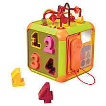 Buy Interactive Toys & Games Cube Online at johnlewis.com