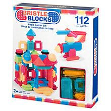 Buy Bristle Blocks Basic Builder Set Online at johnlewis.com