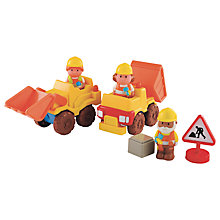 Buy Early Learning Centre HappyLand Construction Site Online at johnlewis.com