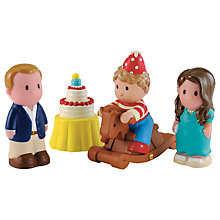 Buy Early Learning Centre HappyLand Royal Birthday Set Online at johnlewis.com