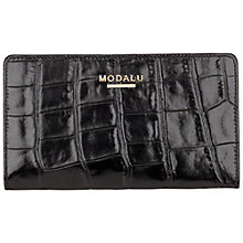 Buy Modalu Oxford Classic Matinee Leather Purse Online at johnlewis.com
