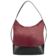 Buy Kin by John Lewis Spafield Leather Slouchy Bucket Bag Online at johnlewis.com