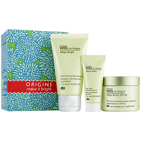Buy Origins Make It Bright Gift Set Online at johnlewis.com