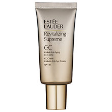Buy Estée Lauder Revitalizing Supreme CC Creme SPF10, 30ml Online at johnlewis.com