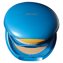 Buy Shiseido Sun Protection Compact Foundation Online at johnlewis.com