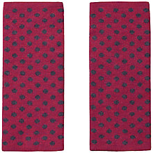 Buy Seasalt Toot Spin Mittens, Cranberry Online at johnlewis.com